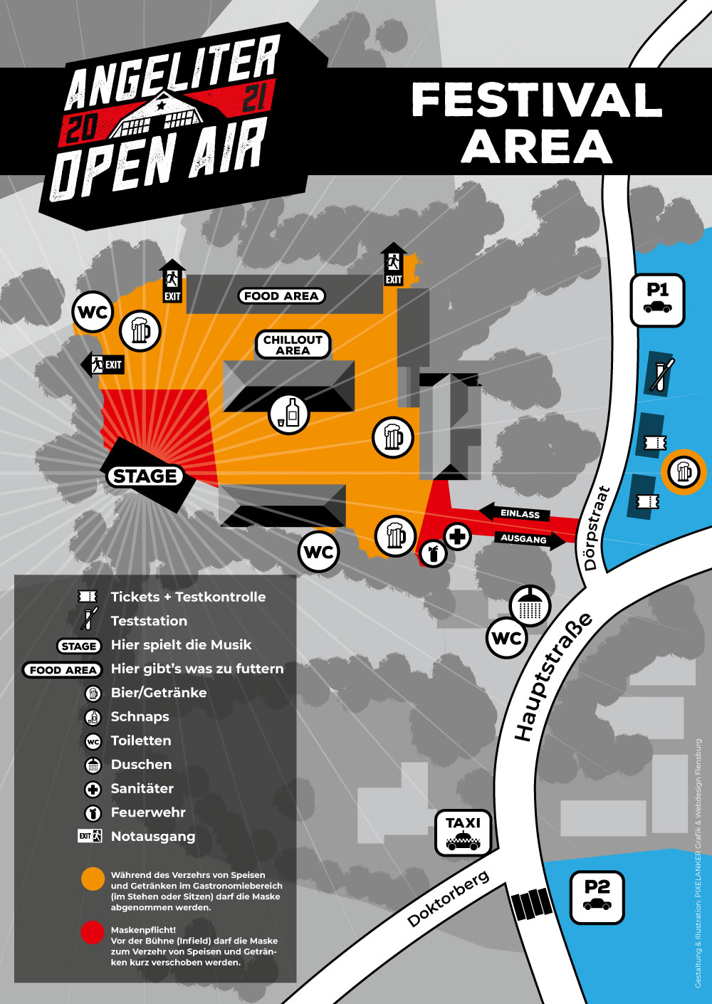 Angeliter Open-Air Lageplan 2021